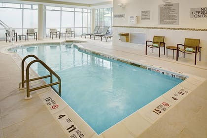 Pool | Springhill Suites by Marriott Carle Place Garden City