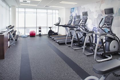 Fitness Facility | Springhill Suites by Marriott Carle Place Garden City
