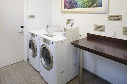 Laundry | Springhill Suites by Marriott Carle Place Garden City