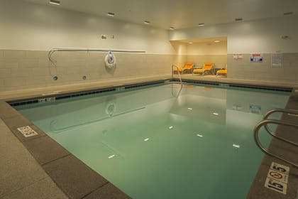 Pool | Holiday Inn Express & Suites Boise Airport