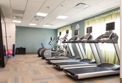 Fitness Facility | Holiday Inn Express & Suites Rock Falls