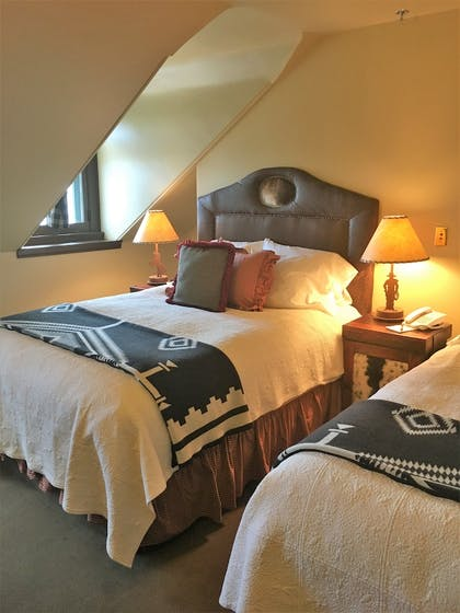 Guestroom | The Historic Sheridan Inn