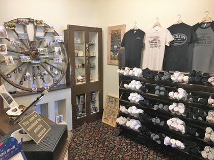 Gift Shop | The Historic Sheridan Inn