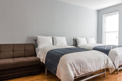 Guestroom | The Park Ave North