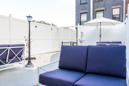 Terrace/Patio | The Park Ave North