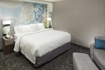 Guestroom | Courtyard by Marriott Fort Worth at Alliance Town Center
