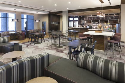 Dining | Courtyard by Marriott Fort Worth at Alliance Town Center