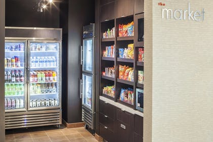 Vending Machine | Courtyard by Marriott Fort Worth at Alliance Town Center
