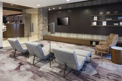 Lobby | Courtyard by Marriott Fort Worth at Alliance Town Center