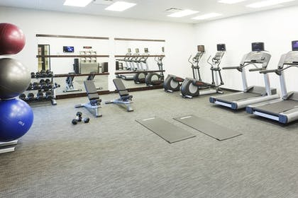 Fitness Facility | Courtyard by Marriott Fort Worth at Alliance Town Center