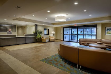 Check-in/Check-out Kiosk | Candlewood Suites Lakeville I-35