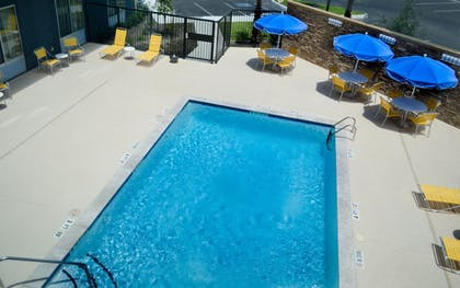 Outdoor Pool | Fairfield Inn & Suites San Antonio Brooks City Base