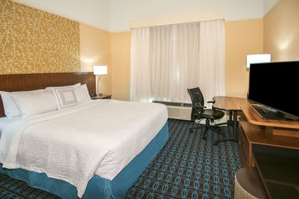 Guestroom | Fairfield Inn & Suites San Antonio Brooks City Base