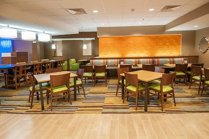 Restaurant | Fairfield Inn & Suites San Antonio Brooks City Base