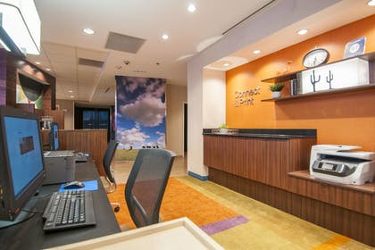 Business Center | Fairfield Inn & Suites San Antonio Brooks City Base