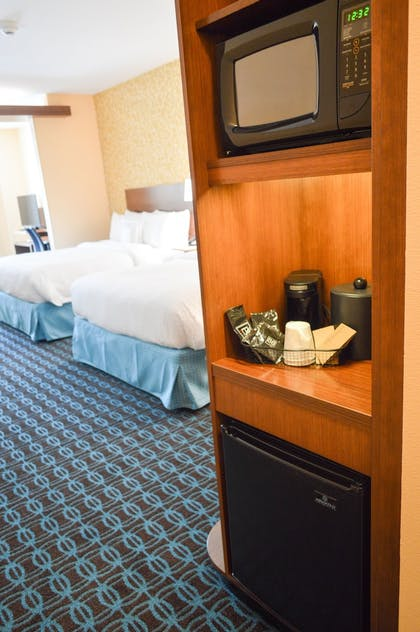 In-Room Amenity | Fairfield Inn & Suites San Antonio Brooks City Base