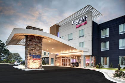 Exterior | Fairfield Inn & Suites by Marriott Douglas