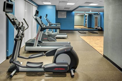 Sports Facility | Fairfield Inn & Suites by Marriott Douglas