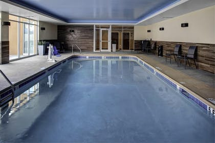 Pool | Fairfield Inn & Suites by Marriott Douglas