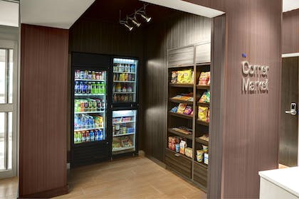 Snack Bar | Fairfield Inn & Suites by Marriott Douglas