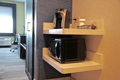 In-Room Amenity | Holiday Inn Express & Suites Oswego