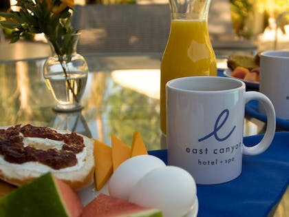 Breakfast Area | East Canyon Hotel and Spa  - Adults 18+ Only