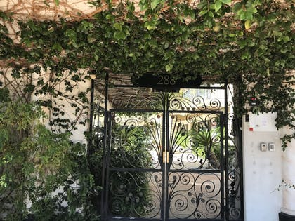 Hotel Entrance | East Canyon Hotel and Spa  - Adults 18+ Only