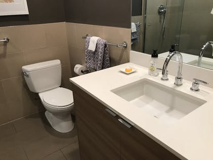 Bathroom | East Canyon Hotel and Spa  - Adults 18+ Only