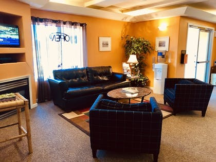 Hotel Front | Orca Inn Suites