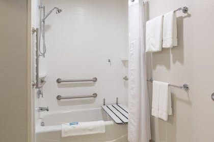 In-Room Amenity | Holiday Inn Express and Suites Lincoln I - 80