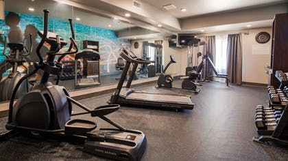 Fitness Facility | Best Western Plus Ardmore Inn & Suites