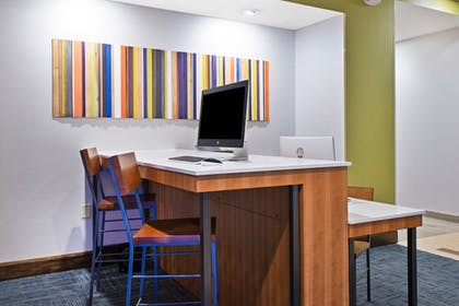 Check-in/Check-out Kiosk | Holiday Inn Express & Suites Uniontown