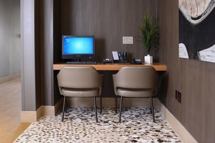 Business Center | SpringHill Suites by Marriott San Antonio NW at The Rim