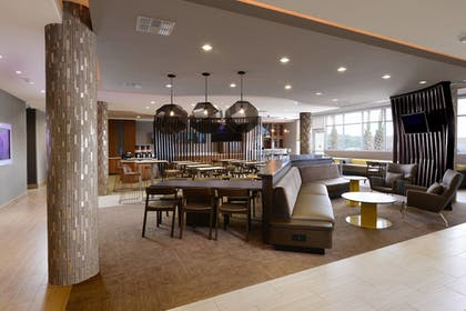 Lobby | SpringHill Suites by Marriott San Antonio NW at The Rim