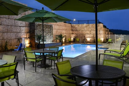Sports Facility | SpringHill Suites by Marriott San Antonio NW at The Rim