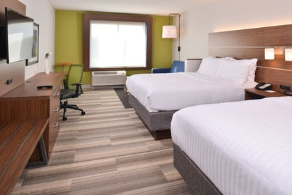 Room | Holiday Inn Express & Suites Omaha Airport