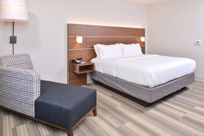 Guestroom View | Holiday Inn Express & Suites Omaha Airport