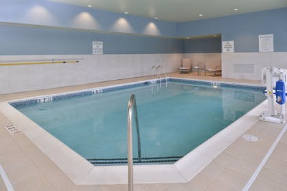 Pool | Holiday Inn Express & Suites Omaha Airport