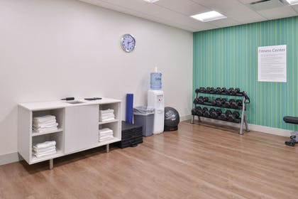 Fitness Facility | Holiday Inn Express & Suites Omaha Airport