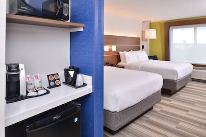 In-Room Coffee | Holiday Inn Express & Suites Omaha Airport