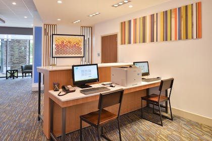 Business Center | Holiday Inn Express & Suites Omaha Airport