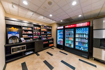 Snack Bar | Candlewood Suites Fairbanks