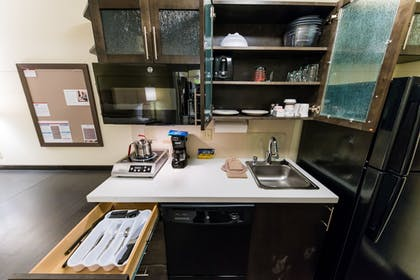 In-Room Kitchen | Candlewood Suites Fairbanks