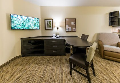 Room | Candlewood Suites Fairbanks