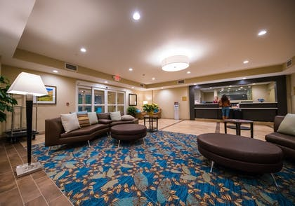 Hotel Interior | Candlewood Suites Fairbanks