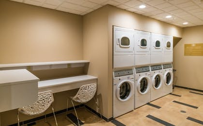 Laundry Room | Candlewood Suites Fairbanks