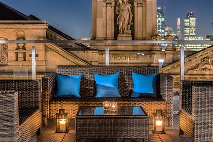 Terrace/Patio | Courthouse Hotel Shoreditch