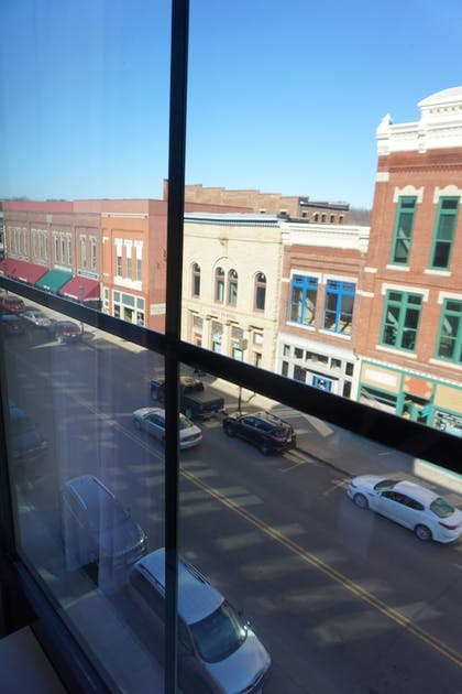 View from Hotel | Cobblestone Hotel & Suites – Chippewa Falls