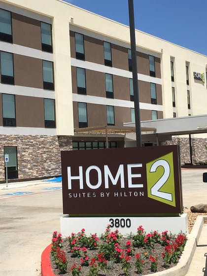 Hotel Front | Home2 Suites by Hilton Alexandria
