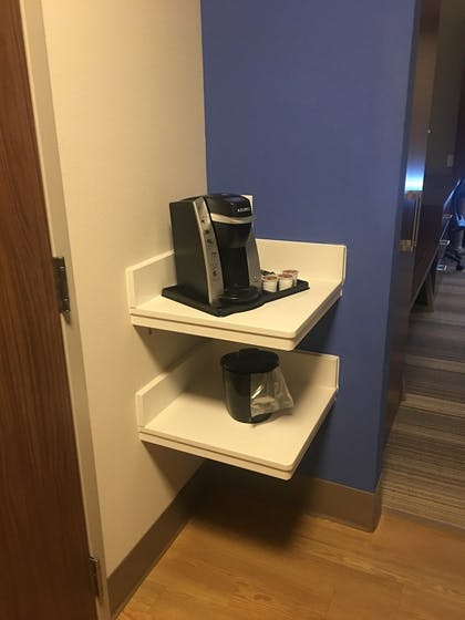 In-Room Coffee | Holiday Inn Express & Suites Kingdom City